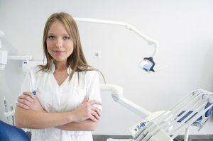 歯科医が丁寧