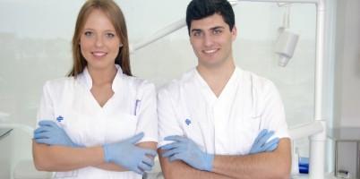 歯科医院の清掃